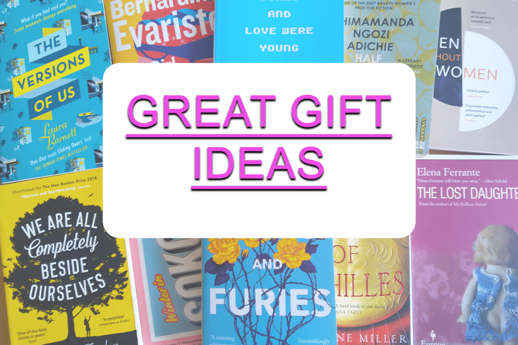 Book Recommendations - Great Gift Ideas