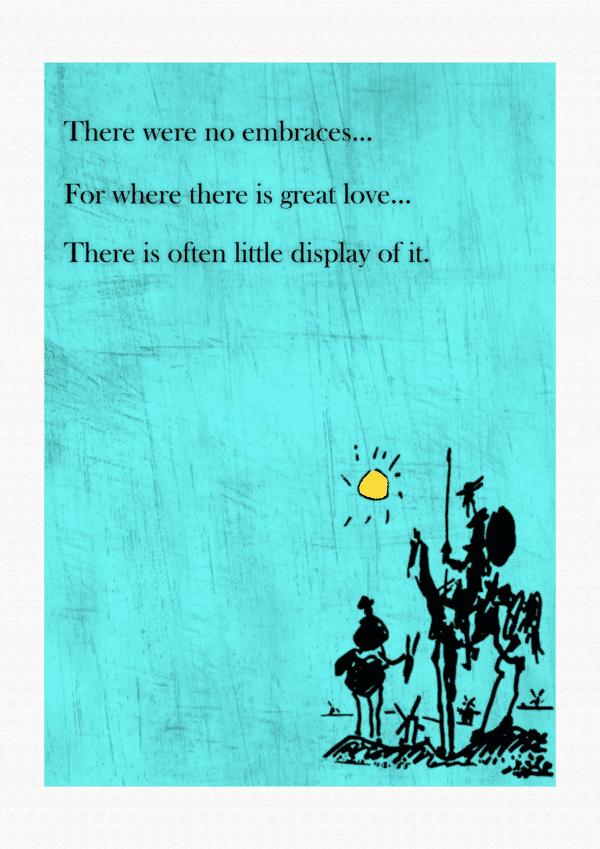 Don Quixote Print