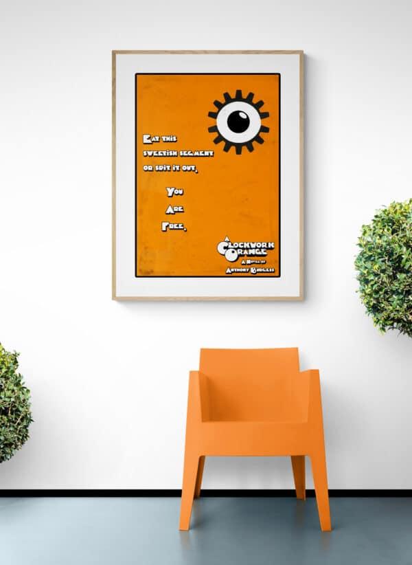 A Clockwork Orange Lifestyle Shot 1
