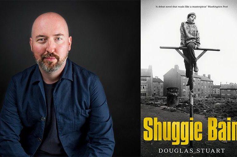 Scottish author Dougglas Stuart wins the Booker Prize for his debut novel Shuggie Bain