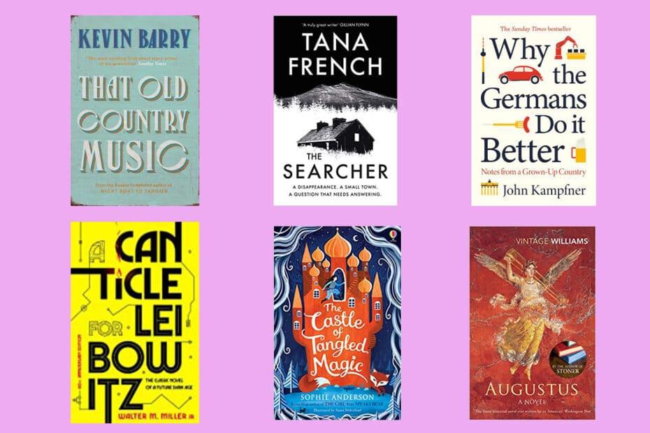 LitVox's Best Books of November