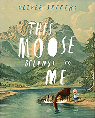 This Moose Belongs To Me