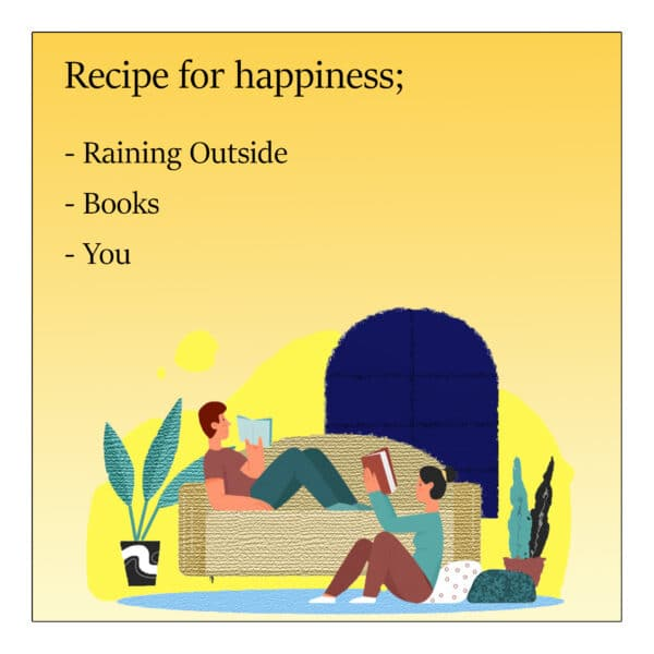 Recipe for Happiness Card