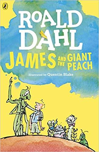James & te Giant Peach