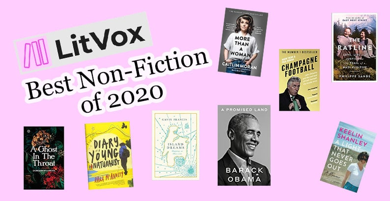 The LitVox Pick: The 10 Best Non-Fiction Titles of 2020
