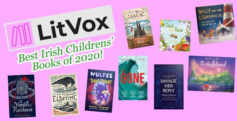 Best of the Irish - Childrens' Books 2020