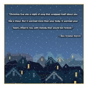 Christmas Eve Card