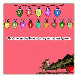 Christmas Hellscape