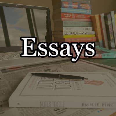 Essays & Criticism