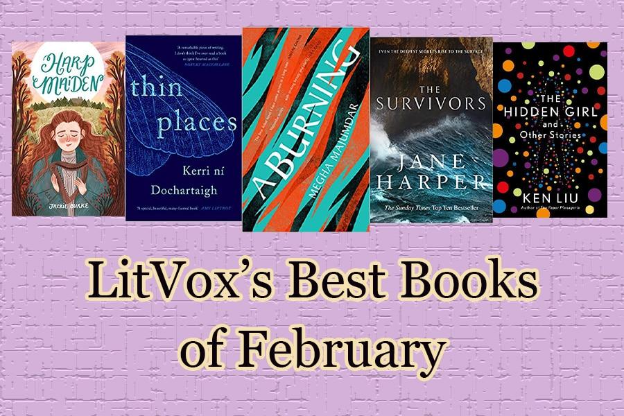 LitVox's Best Books of February