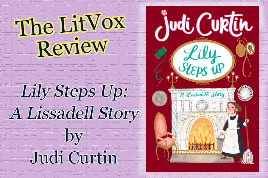 Review - Lily Steps Up by Judi Curtin