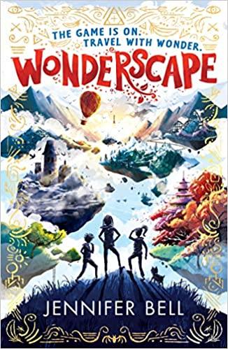Children's Fiction, Ages 9-12 - Wonderscape