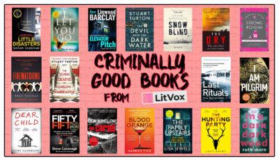 Book Subscriptions - Criminally Good Subscription