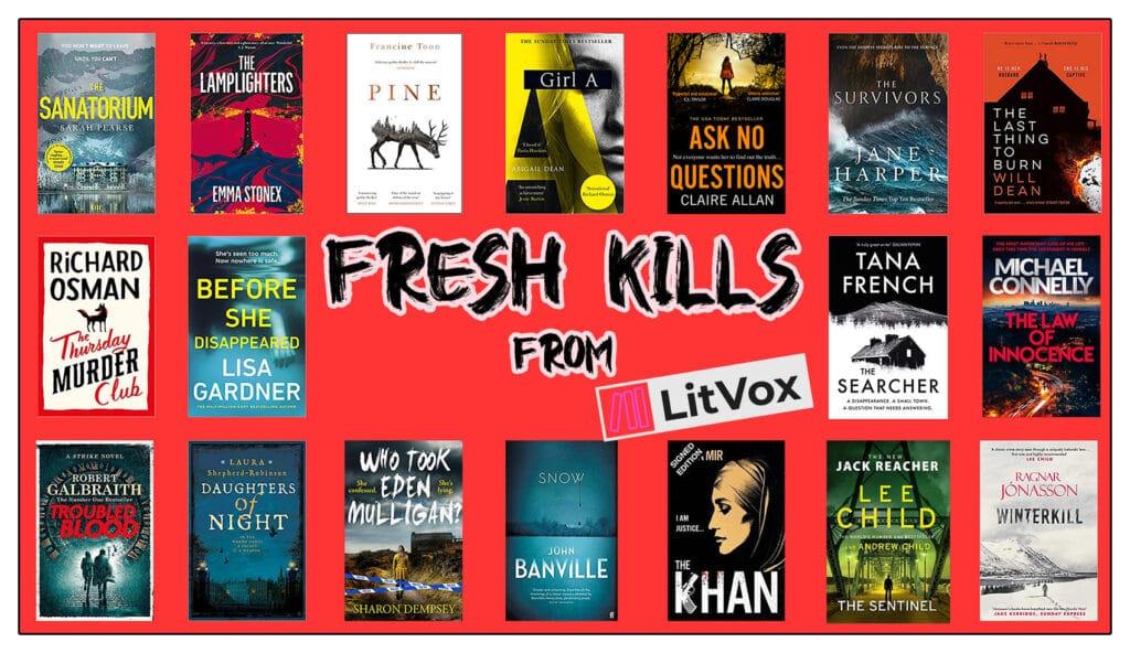 Book Subscriptions - Fresh Kills Subscription