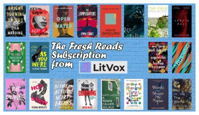 Book Subscriptions - LitVox Fresh Reads Subscription