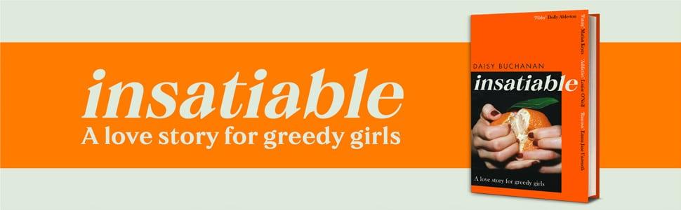 Fiction - Insatiable Banner