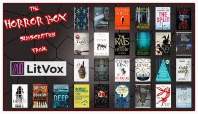 LitVox Horror Box Subscription