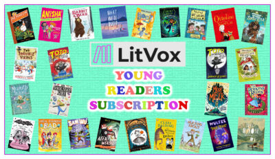 Kids Book Subscriptions - LitVox Young Readers Subscription