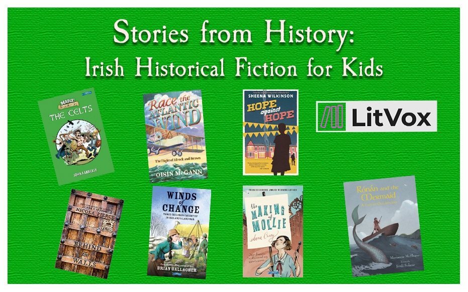 Stories from History - Irish Historical Fiction for Kids