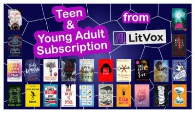 Kids Book Subscriptions - LitVox Teen and Young Adult Subscription
