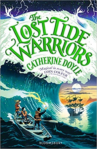 The Lost Tide Warriors: Storm Keeper Trilogy, Book 2