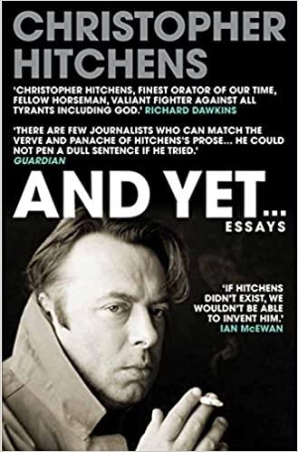 And Yet: Essays