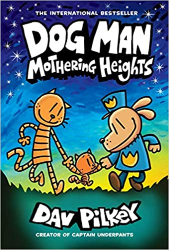 Dog Man Mothering Heights