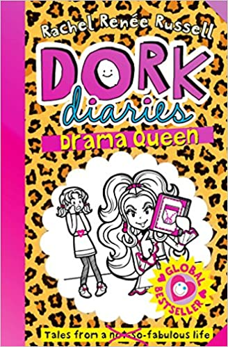 Dork Diaries Drama Queen Volume 9