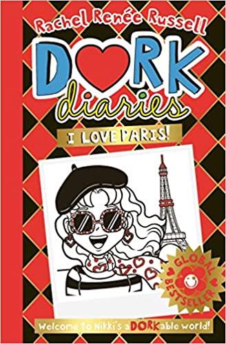 Dork Diaries I Love Paris Volume 15