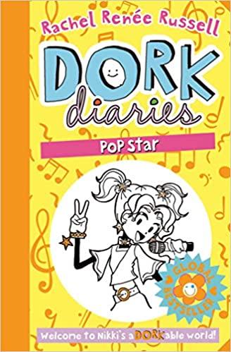 Dork Diaries Pop Star Volme 3