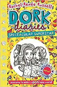 Dork Diaries Spectacular Superstar Volume 14
