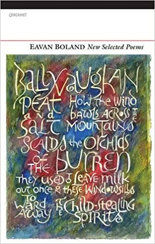 Eavan Boland: New and Selected Poems