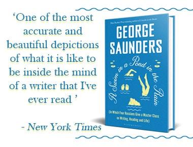 George Saunders Panel