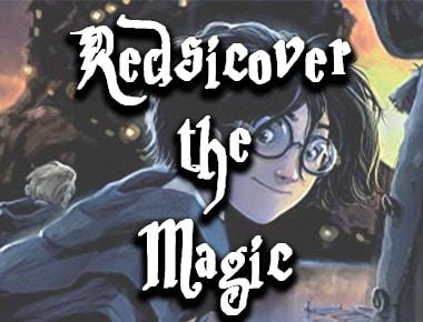 Children's Fiction, Ages 9-12 - Harry Potter Panel