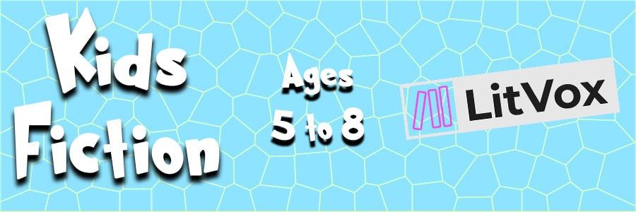 Children's Fiction, Ages 5-8 - Banner