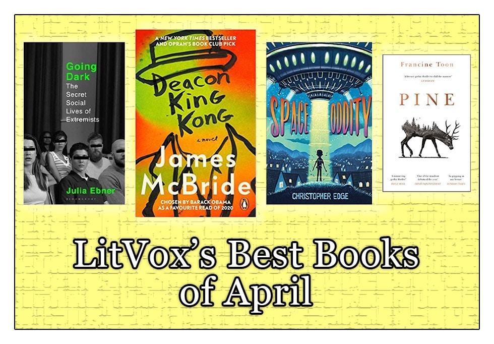 LitVox Best Books of April