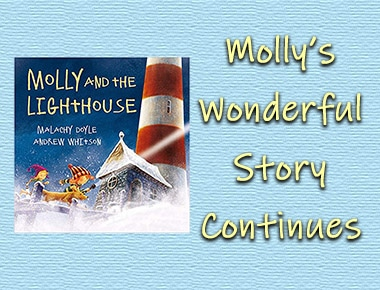 Molly and the Lighthouse Panel