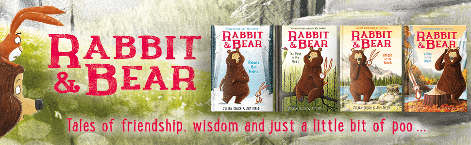 Children's Fiction, Ages 5-8 - Rabbit and Bear Books