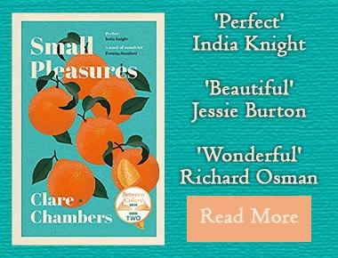 Historical Fiction - Small Pleasures Panel
