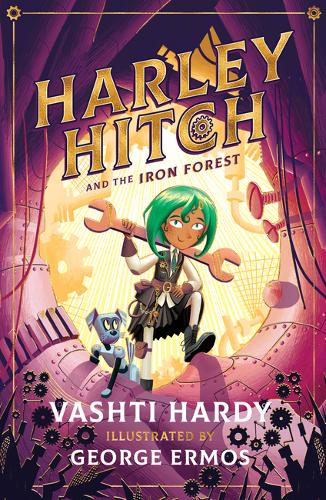 Harley Hitch and the Iron Forest