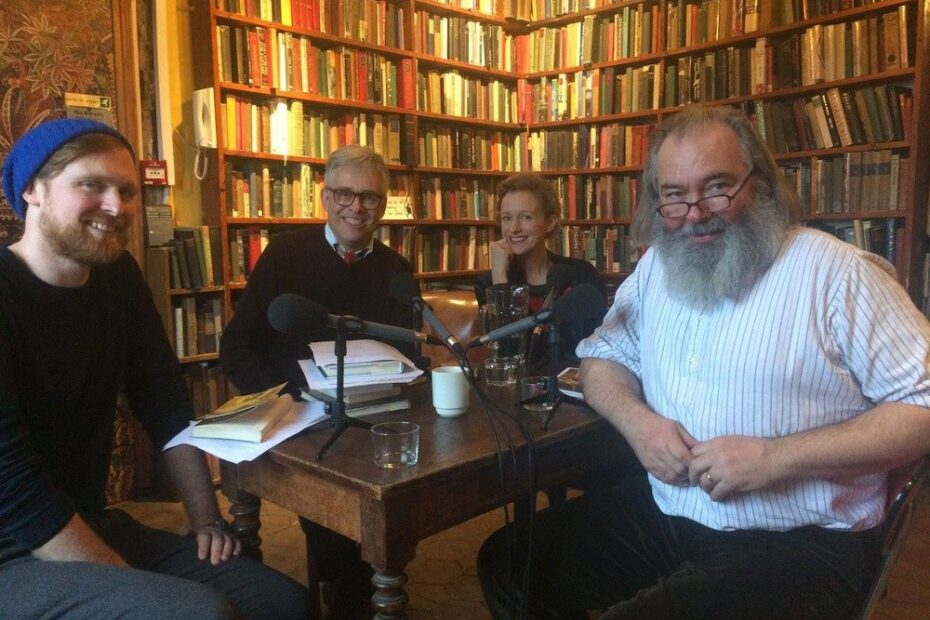 The Very Best Books Podcasts - Backlisted Crew