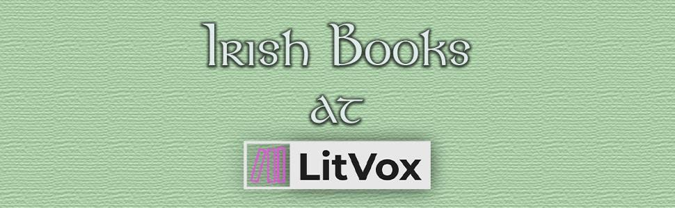 Irish Books Banner