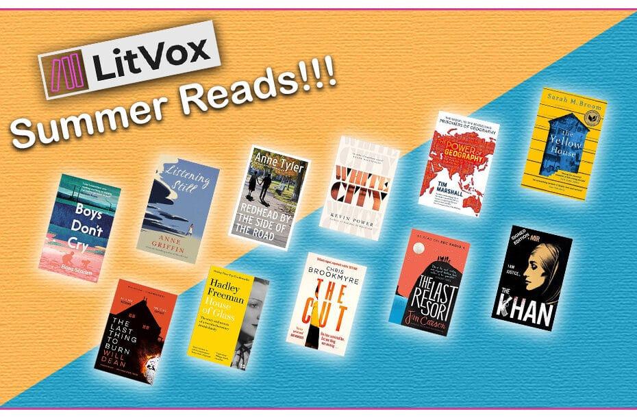 LitVox Summer Reads!!!