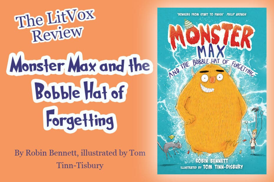Review - Monster Max and the Bobble Hat of Forgetting