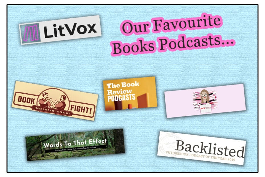 The Very Best Books Podcasts