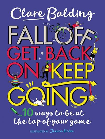 Fall Off, Get Back On, Keep Going
