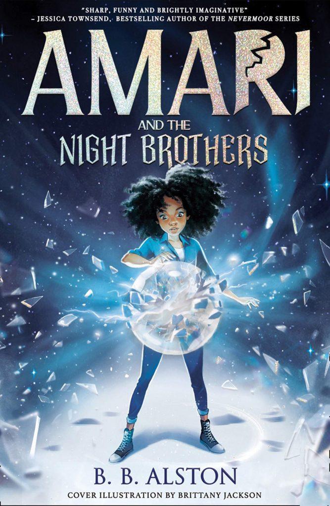 Amari and the Nightbrothers