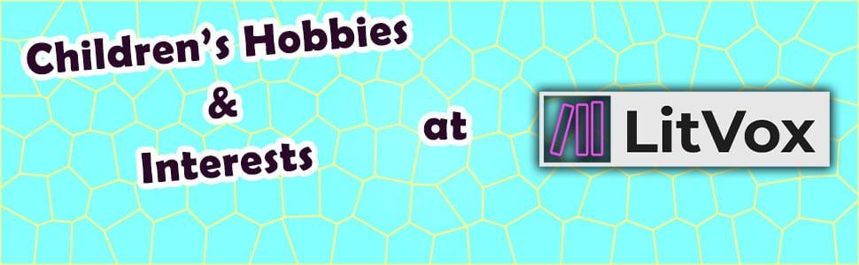 Children's Hobbies and Interests - banner