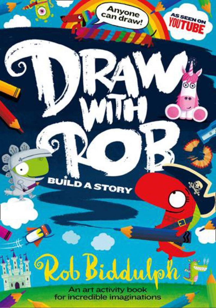 Draw With Rob - Build a Story
