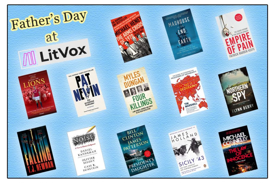 Best Books For Father's Day 2021